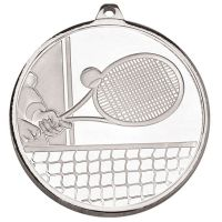 Frosted Glacier Tennis Medal  </br>AM2011.02